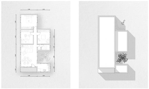 planos casa do 3d