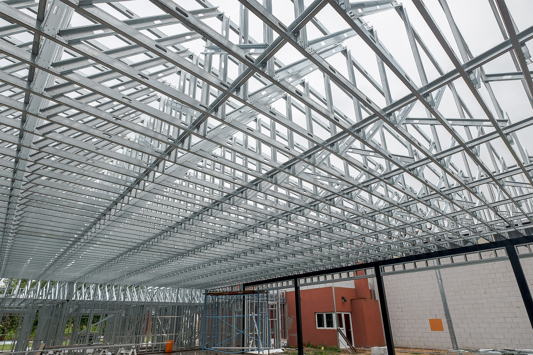 Ahorro energético con steel framing