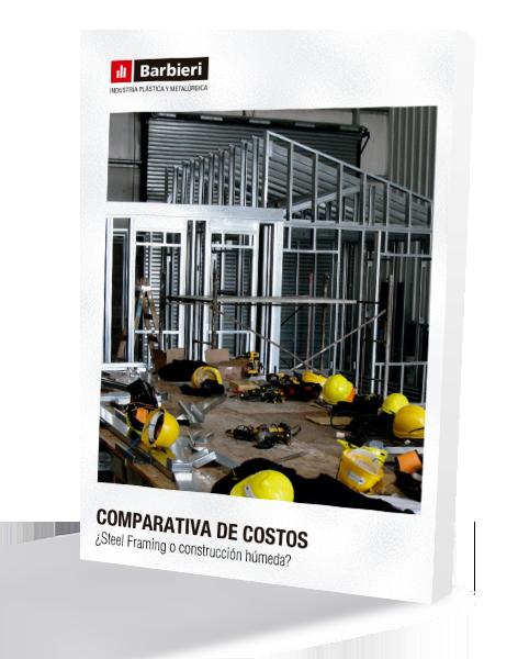 Comparativa de costos steel frame
