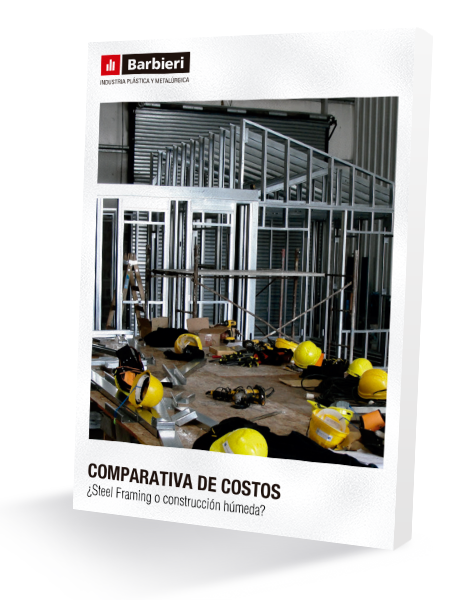Comparativa de costos steel frame