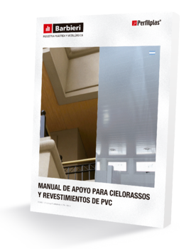 Manual de apoyo para cielorrasos y revestimientos de pvc