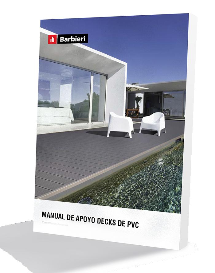 guía instalación vinyl deck