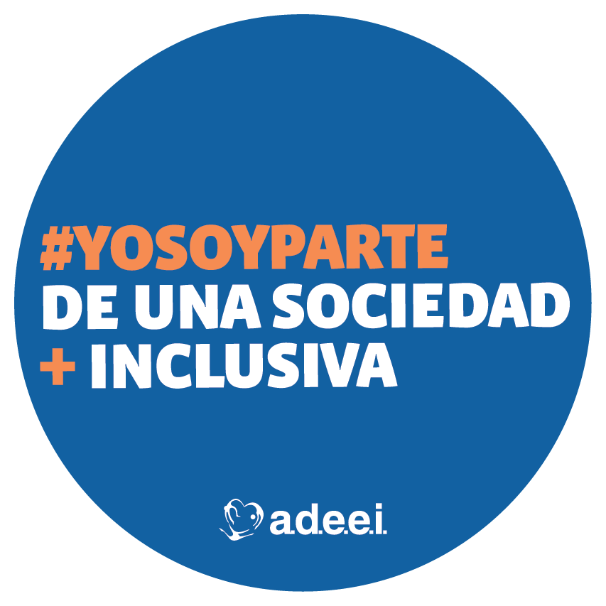 Yo soy parte de una sociedad inclusiva