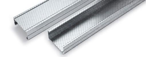 Drywall Plus: Montante para la construcción en seco