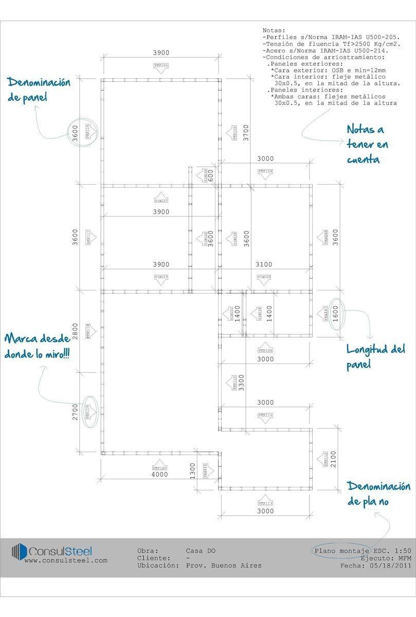 Que es una Ingeniería de Detalle | Consul Steel